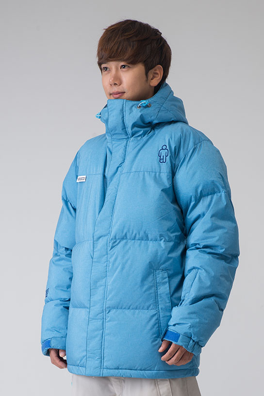 2015 180˚ Switch Standard Padded Jacket (Blue)